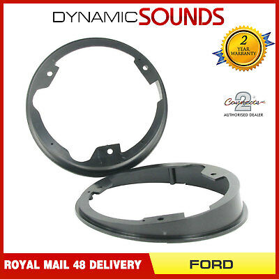 CT25FD11 165mm Front or Rear Door Speaker Adaptor Rings For FORD Galaxy 2006>