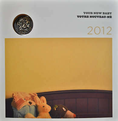 2012 Canada Baby Coin Gift Set of Coins