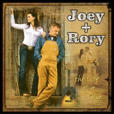 Joey + Rory - The Life Of A Song [New CD]