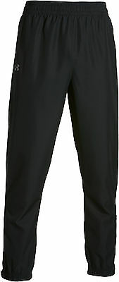 Under Armour Vital Woven Mens Cuffed Track Pants - Black