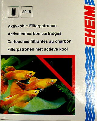 Eheim Activated Carbon Cartridges for 2048 Internal Filter - 2 pk: 2625480