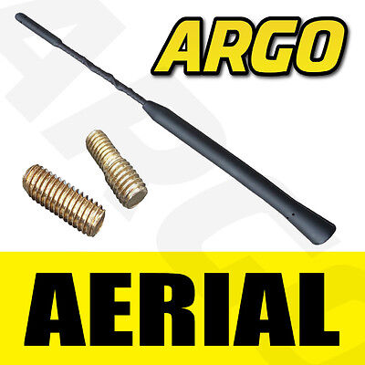 Ford Transit Van Black Genuine Replacement Am/fm Aerial Antenna Roof Mast