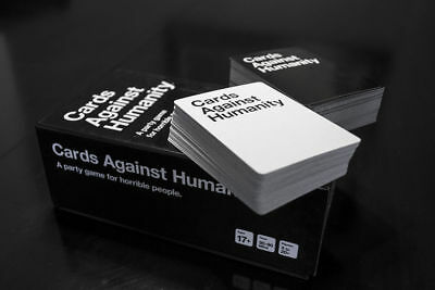 Brpg Cards Against Humanity 550 Tarjeta conjunto completo de base Pack Party Gam