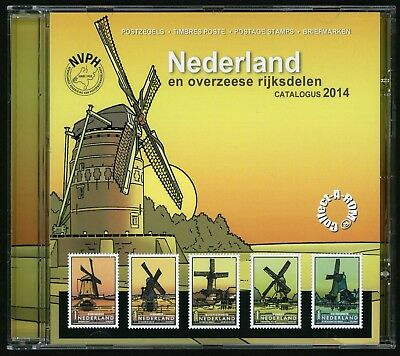 NVPH DVD Speciale Catalogus Nederland stamp catalogue Netherlands Holanda