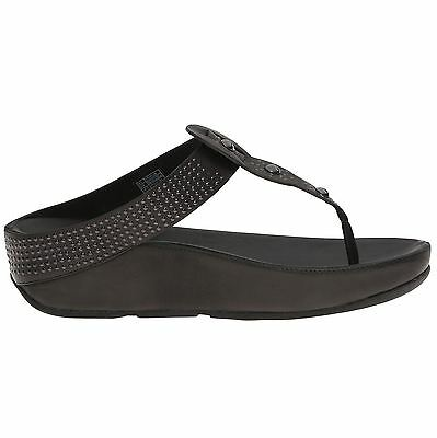 178685c2c FitFlop Boho Black Womens Sandals