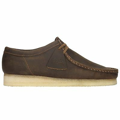 Clarks Originals Wallabee Beeswax Mens Shoes