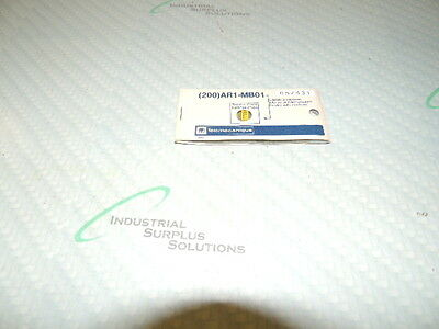 Schneider Ar1Mb01U Cable Ends (U) Cards/booklets Of 200 Each