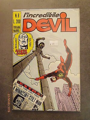 DEVIL n° 8 - Editoriale Corno - 1970 - Ottimo