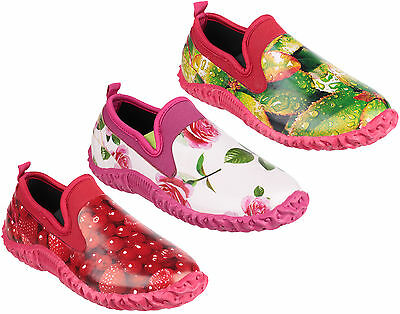 Cotswold Gardening Tindal Clogs Garden Womens Ladies Wellington Shoes UK3-8