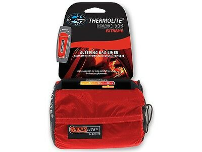 Sea To Summit Reactor Thermolite Extreme Mummy Liner