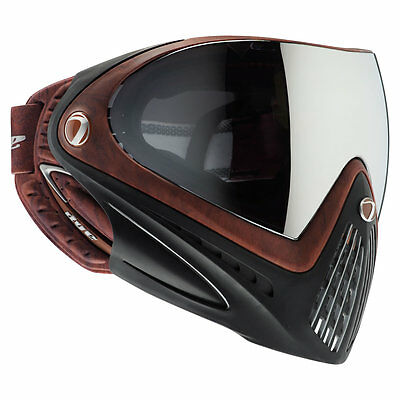 Dye I4 Paintball Mask Goggle - Thermal - Woody