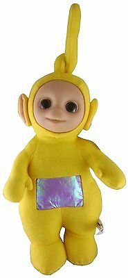 50cm Large Teletubby Soft Cuddly Toy - Yellow La La (ES125)
