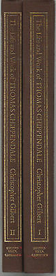 The Life And Works Of Thomas Chippendale. 2 Volume Set. By C. Gilbert. 1978