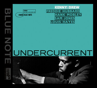 AUDIO WAVE | Kenny Drew - Undercurrent CD XRCD NEU
