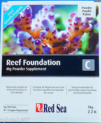 Red Sea Reef Foundation C * 1 Kilo *