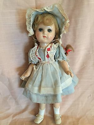 "Alexander Beauty 12"" Composition Tagged Mcguffey Ana What A Doll"