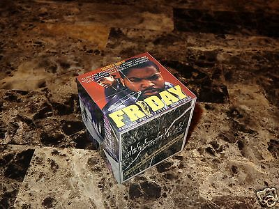 Ice Cube Rare Promo Prop Album Cover Cube Display NWA Rap Hip Hop Friday Movie