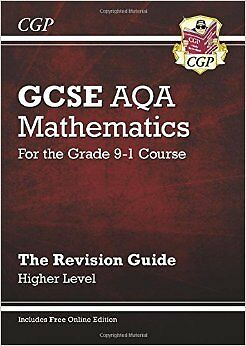 New GCSE Maths AQA Revision Guide: Higher - For the Grade 9-1 Course Online Edit
