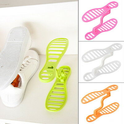 1Set Detachable Shoe Holder Shoe Rack Shoe Disply Stand For Home Ourtdoor Travel