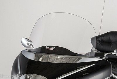 """Yamaha XVZ 1300 Royal Star Venture - NEW 13"""" Clear Replacement Windshield"""