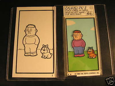 1989 Topps Garbage Pail Kids Series 16 (2) Art #1