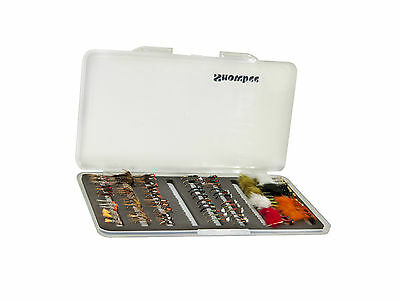 Snowbee Slimline Fly Boxes and Kits