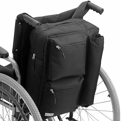 Supportec Deluxe Large Wheelchair/Mobility Scooter Shopping Bag/Holdall Handle