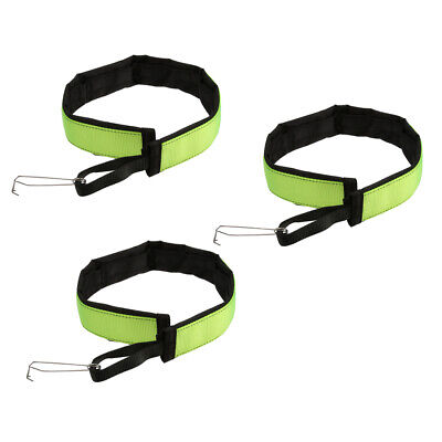 3x Rock Climbing Arborist Rope Protector Sleeve Rappelling Abseiling Equipment