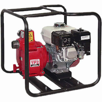 "Riverside Pumps TP2H - 173 GPM (2"") Trash Pump w/ Honda GX160 Engine"