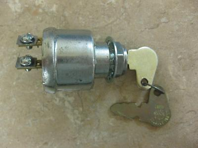 Cole Hersee Co. 2 Position Keyed Ignition Switch Off/on 2 Wire New W/ (2) Keys