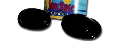 Sunclipse Tanning Goggles Eye Protection Eyewear DOZEN SUNCLIPSE