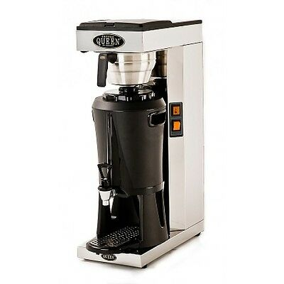 Live Aroma Life With Classic Filter Coffee Brewer Line Mega 2.5L Coffee Queen