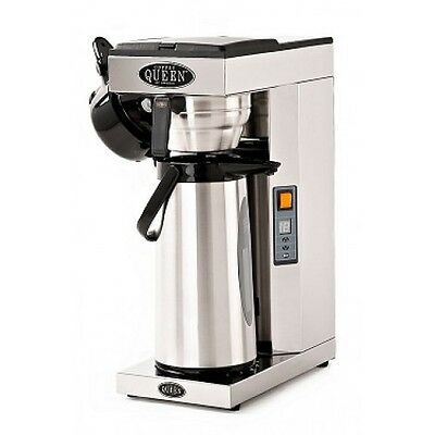 Professional Filter Coffee Brewer With Multi-Purpose 2.2L Thermos Practical UK