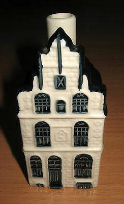 KLM Airlines Bols Canal House #22 Blue Delft Amsterdam