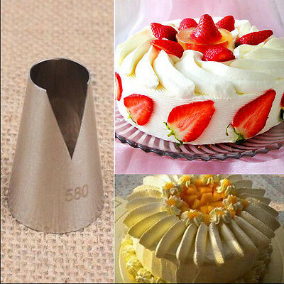 Flower Icing Piping Tips New Nozzle Cupcake Cake Decorating nice Pastry Tool