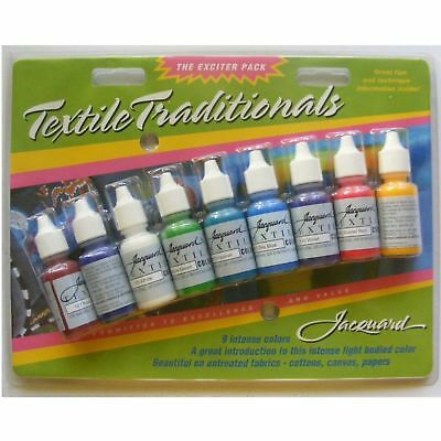 Textile Traditionals 9 Colours Exciter Pack