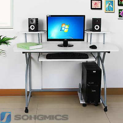 Computer Table Desk Home Office Study Work station Laptop Table Desk LCD812W