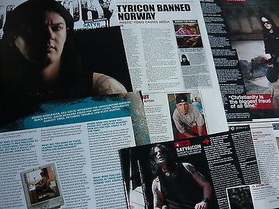 Satyricon - Cuttings Collection (Ref X14)