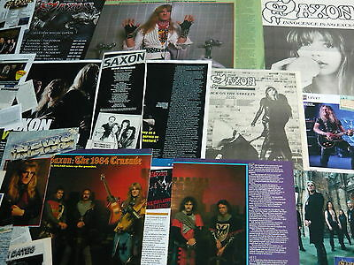 Saxon - Cuttings Collection (Ref X14)