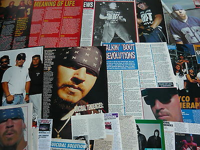 Suicidal Tendencies - Cuttings Collection (Ref X14)