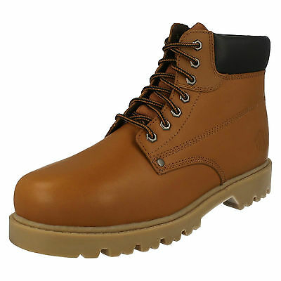 WHOLESALE Mens Ankle Boots / Sizes 7x11 / 12 Pairs /  MAL66