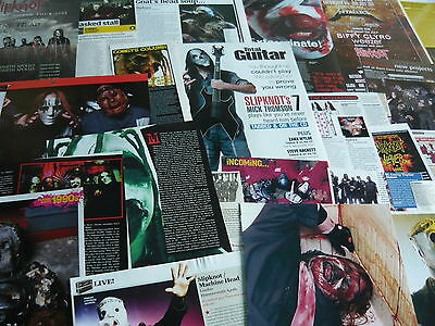 Slipknot - Cuttings Collection (Ref X14)