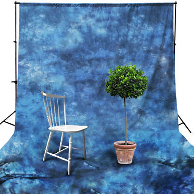 10X20 Blue Backdrop Muslin Photo Background Photography Blue Studio Cotton Cloth