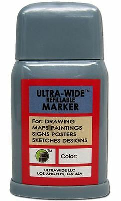 The Original Ultra Wide Marker - Empty Refillable Tag Marker - 40Mm Chisel Nib
