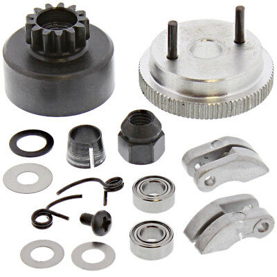 Kyosho 1/8 Inferno NEO 2.0 RS * 13T CLUTCH BELL, SHOES, SPRINGS, NUT & FLYWHEEL