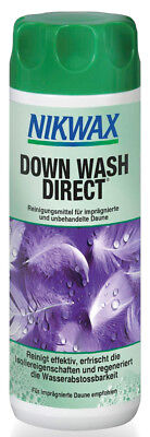 Nikwax Down Wash Direct Spezialwaschmittel 300 ml