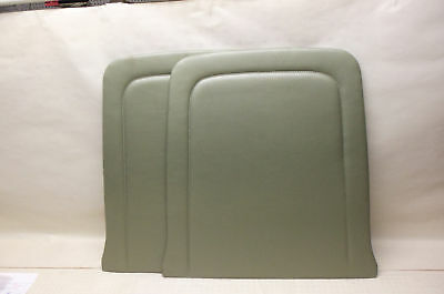 65 66 67 Mustang Front Seat Backs Ivy Gold