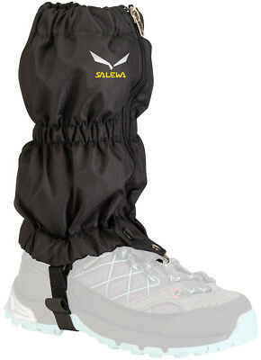 Salewa Hiking Gaiter black Gamaschen Gr. L