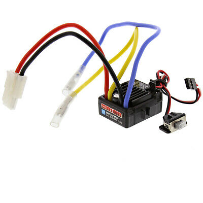 Kyosho 1/10 Dirt Hog RS *TEAM ORION 45A WATERPROOF ESC* Brushed 2S Speed Control