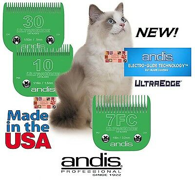ANDIS UltraEdge PLUS EGT CAT Grooming Blade*Fit AG BG,Oster A5,Most Wahl Clipper